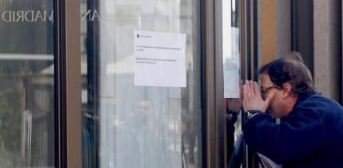 La comunicaci n en crisis c mo gestionar bien o mal for Oficinas banco madrid